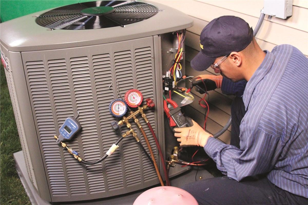 hvac maintenance companies